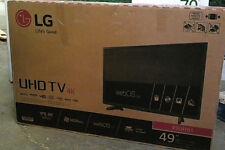 LG 49UH6100 49-Inch 4K Ultra HD Smart LED TV $770 - AS IS