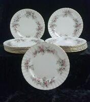 "LAVENDER ROSE Royal Albert SALAD PLATE (s) 8 1/4"" Bone China England 6 available"