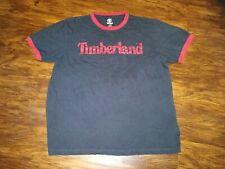 Timberland Men's Large T Shirt L Tee Logo