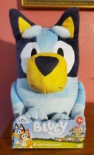 New listing Bluey Best Mate Bingo 18 inch Dog Stuffed Animal PlushMoose Toys