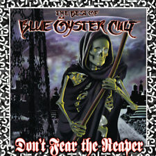 BLUE OYSTER CULT THE BEST OF Don't Fear The Reaper REMASTERED CD NEW