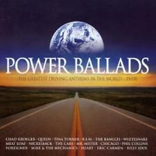 POWER BALLADS Greatest Driving Anthems..Ever [2xCD 2003] Queen/REM/Bangles/Myles