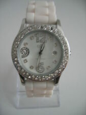 Armbanduhren aus Kunstleder mit Datumsanzeige für Erwachsene und Damen
