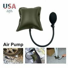 Car Air Pump Wedge Inflatable Bag Shim Door Window Furniture Alignment Hand Tool