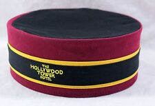 Disney Parks Tower Of Terror Bellhop Hat Hollywood Tower Hotel HTH With Tag