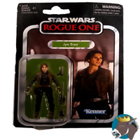 "Jyn Erso Star Wars Rogue One Kenner The Vintage Collection 3.75"" Action Figure"