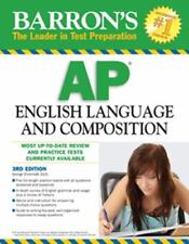 NEW Barron's AP English Language and Composition 3rd Edition
