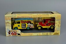 R&L Diecast: Lledo 65 Years of Beano Book Comic, Morris J Van & Bullnose Type