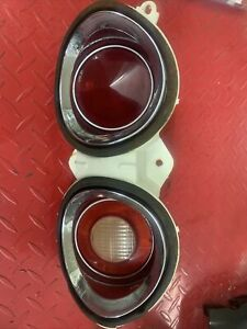 Chevrolet chevelle malibu  Laguna Right Tail Light Tail Lamp Rh 1973