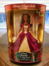 Disney's Beauty and the Beast Holiday Princess Belle Special Edition 1997