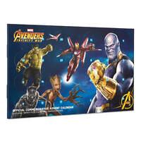 Marvel Avengers: Infinity War Coin Advent Calendar - OFFICIALLY LICENSED