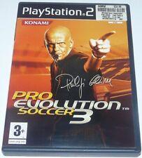 Pro Evolution Soccer 3 - For Sony PlayStation 2