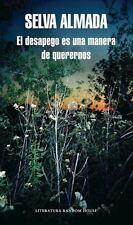 El Desapego Es una Forma de Quererse / Detachment Is a Form of Loving Oneself...