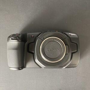 Blackmagic Design CINECAMPOCHDMFT4K Pocket Cinema Camera