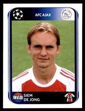 Panini Champions League 2010-2011 Siem de Jong AFC Ajax No. 458