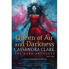 Queen of Air and Darkness - Hardback NEW Schuster, Simon 04/12/2018