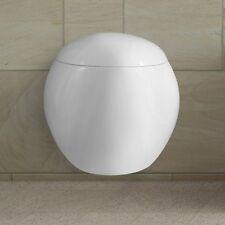 "Wand-WC ""Round"" mit Absenkautomatik-Sitz"