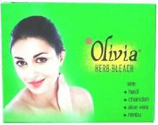Herb Bleach Natural Olivia Herbal Creme Cream bleach 60GM Free Ship