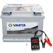 Varta Professional AGM LA60 - 12 V / 60 Ah - 680 A/EN inkl. Batterietester