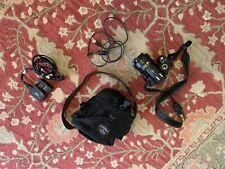 Nikon D D5000 12.3MP Digital SLR Camera - Black (Kit w/ AF-S DX 35mm lens)
