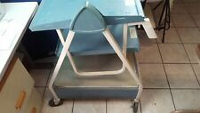 Tektronix K213 Portable Instrument Cart for Oscilloscope & Other Electronics