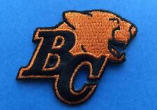 B.C. Lions CFL Football Iron On Hat Jacket Hoodie Backpack Patch Crest C