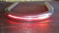 "Cafe Racer Street Scrambler Frame Loop Hoop 8' with 1' tube 10"" lengh LED Light"