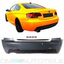 BMW E92 E93 Stoßstange Hinten Coupe Cabriolet +PDC+ + Diffusor für M Paket 06-13