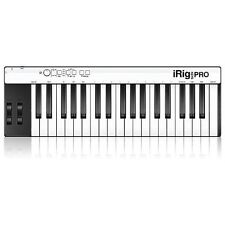IK Multimedia iRig Keys Pro Keyboard Controller for iPhone iPod Touch iPad & ...
