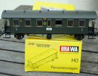 Brawa 2151 Personenwagen Ci wü 05 Schorndorf- Welzheim 3.Klasse der DRG Epoche 2