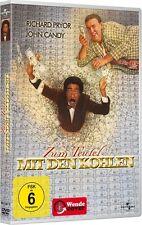 DVD ZUM TEUFEL MIT DEN KOHLEN # Richard Pryor, John Candy ++NEU
