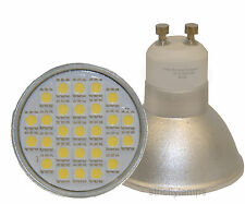 GU10 LED 5W Replacements Super Bright New Chip Technology Warm White 50W