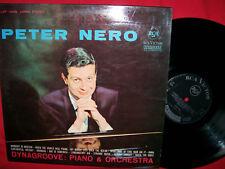PETER NERO Living Stereo DYNAGROOVE LP RCA Italiana 1965 EX
