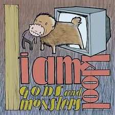 Gods and Monsters by I Am Kloot (Cd, Aug-2005, Echo (Uk)