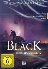 DVD NEU/OVP - Black - Der schwarze Blitz - DVD 4 - 4 Episoden - Mickey Rooney