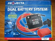 PROJECTA 100 AMP ELECTRONIC DUAL BATTERY KIT BRAND NEW ****SALE SPECIAL****