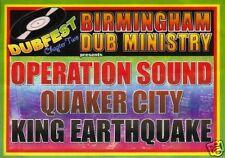 OPERATION SOUND + KING EARTHQUAKE + QUAKER CITY 25/4/08 LIVE SOUND SYSTEM DVD!!!
