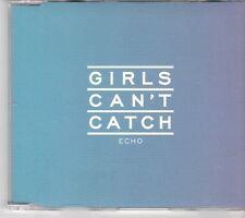 (EX819) Girls Can't Catch, Echo - 2009 DJ CD