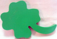Vintage TUPPERWARE SHAMROCK Cookie Cutter FOUR-LEAF CLOVER #1316