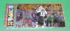 22 BLANC BARTHEZ PANINI FOOTBALL CHAMPIONS ! 98 ALBUM VICTOIRE FRANCE 1998