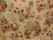35 Metres  Colefax And Fowler Sutton Park Cotton Curtain Upholstery Fabric