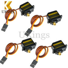 4PCS EMAX ES08MA II 13G Mini Metal Gear Servo High-speed Upgrade for RC Module