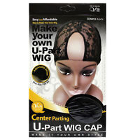 QFITT MAKE YOUR OWN CENTER PARTING U-PART WIG CAP MAKE IT YOUR OWN STYLE  #5013