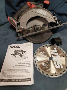 Skil CR541301 20V PWRCore Brushless 6-1/2 Inch Circular Saw brand new FREE SHIP