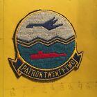 US Navy PATROL 22 (VP-22) Vintage SQUADRON Patch 9/13