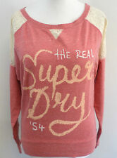 Ladies Superdry Top Size Small