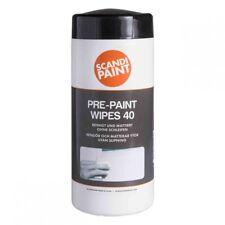 Scandipaint Pre-Paint Wipes 40 - statt anschleifen (entfetten + anlaugen) Tücher