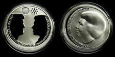 Netherlands - 10 Euro 2002 PP ~ Huwelijksmunt .925 zilver, 17.8 gram
