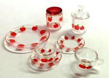 Re-ment #52 miniature fairy tale transparent apple tea cup