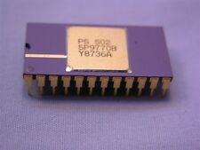 Plessey SP9770B 10-Bit High Speed Multiplying Digital-Analog Converter IC